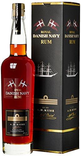 A.H. Riise Royal Danish Navy Rum (1 x 0.7 l) -