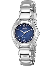 Citizen Analog Blue Dial Women's Watch - FE2070-50L