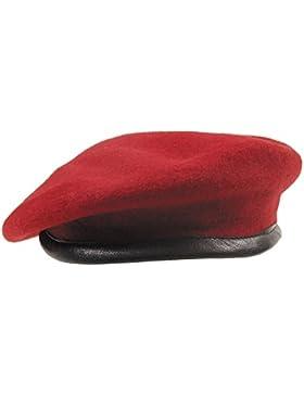 MFH - Boina de comando rojo rosso Talla:60