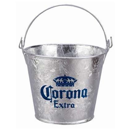 Corona Extra Ice Bier Eimer mit eingebautem Flaschenöffner