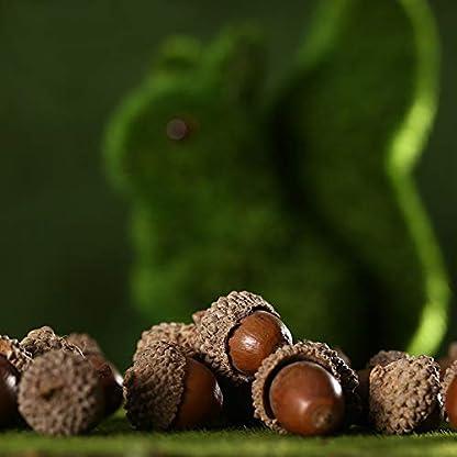Wootkey-10-PCS-Kunststoff-knstlichen-Blumen-California-Beeren-Rich-Red-Berry-Stiele-Holly-Weihnachten-Beeren-fr-Festival-Urlaub-und-Home-Decor