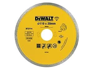DeWalt dt3714qz 110x 20mm pour carrelage