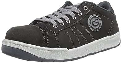 Gevavi GS69 Wolf S3 Werks. LG, Chaussures de Sécurité Mixte Adulte - Noir - Schwarz (Schwarz(zwart) 00), Taille 40 EU