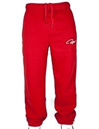 Redrum Plain Pant Rot