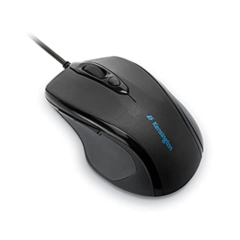 Kensington Pro Fit USB/PS2 Wired Mid-Size Mouse