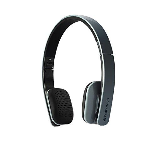Zebronics Happy Head Headphones (Grey)