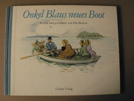 Onkel Blaus neues Boot - Neues Boot