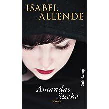 Amandas Suche: Roman
