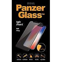 """'PanzerGlass P2623Protector de pantalla para """"Premium Apple Iphone X Negro"""