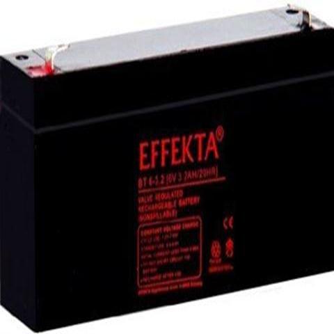 AGM Blei Batterie Akku kompatibel für Elektro Motor cnvertisseur PV 6V 12AH - Stm-ersatz