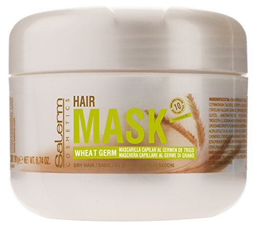 Salerm Masque Germe de Blé Sain 200ml 200ml