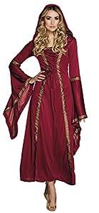 Boland Disfraz Adulto, Color Rojo, 83774