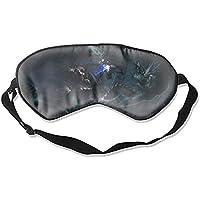 Fashion Fantasy Schlafmaske mit Drachenmuster preisvergleich bei billige-tabletten.eu