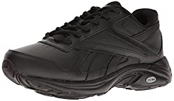 Reebok Mens Ultra V Dmx Max 4E Walking Shoe, Black/Black-Wide E, 10 M US