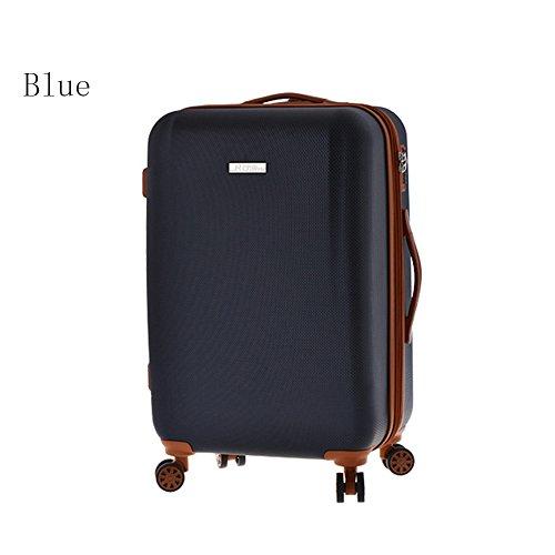 Resistent gegen Verschleiß Resistent gegen Schaben harte Gepäck Tasche Skalierbare Stille 360 