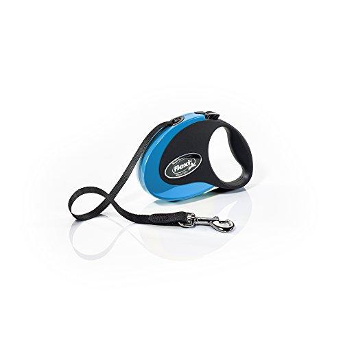 flexi-roll-leine-collection-s-gurt-3-m-schwarz-blau-fur-hunde-bis-max-12-kg