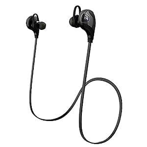 VicTsing Bluetooth-Kopfhörer V4.0 Wireless-Sport-Kopfhörer mit Mikrofon für iPhone, iPad, HTC, LG und Anderen Bluetoothfähigen Android IOS Smartphones