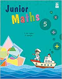 Junior Maths 5: Amazon in: A D  Gupta: Books