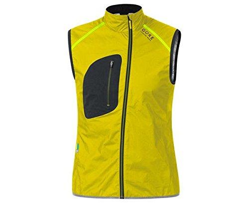 Gore running Wear X-Run Ultra-Windstopper Light Shell Active-Giacca da corsa da uomo