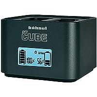 Hahnel HL-ProCube C Chargeur de Batterie pour Canon