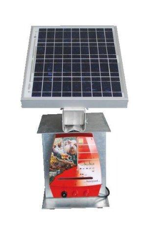 Solarmodul, polykristallin, 10 Watt -