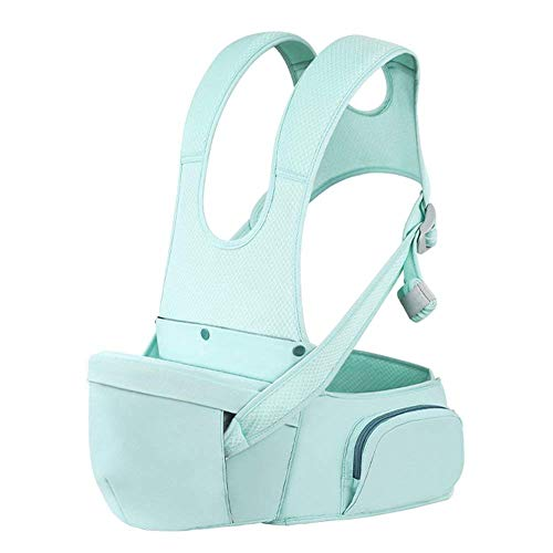 Udxvsdfhd Baby Carrier Baby Carrier Straps Baby Carrier Summer Baby Carrier Benches Four Seasons Breathable Baby Carrier Stool Back Carrier  udxvsdfhd