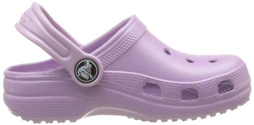 Crocs Classic Kids, Sabots Mixte enfant Violet (Iris)