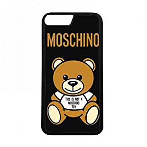 moschino bear iphone 7 handyh lle iphone 7 moschino handyh lle moschino h lle moschino karikatur. Black Bedroom Furniture Sets. Home Design Ideas