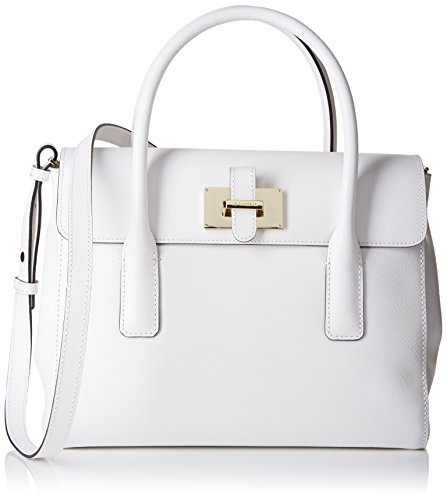 le-tanneur-nina-handbag-white-size-one-size