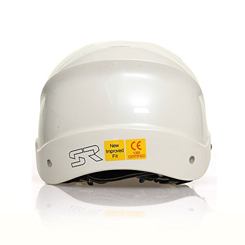 41PhLTCVS2L. SS500  - Shred Ready Standard Helmet - One Size - Pearl White