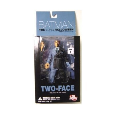 DC Comics Batman The Long Halloween 1: Two Face Action Figur (Long Batman Halloween Direct Dc)