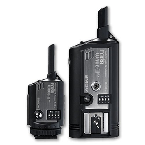 SMDV Digital Radio Slave FlashWave III Wireless Funkauslöser Auslöser -