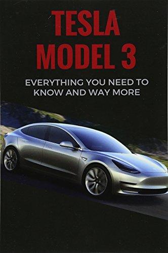 Tesla Model 3: Everything You Need to Know and Way More por Jonas Sorenssen