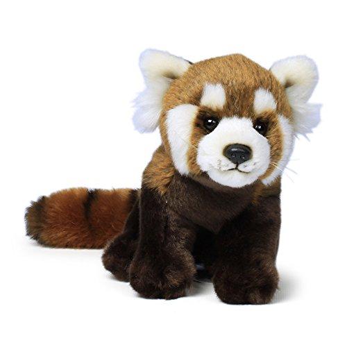 Wwf - 15183033 - Peluche - Panda Roux - 23 Cm