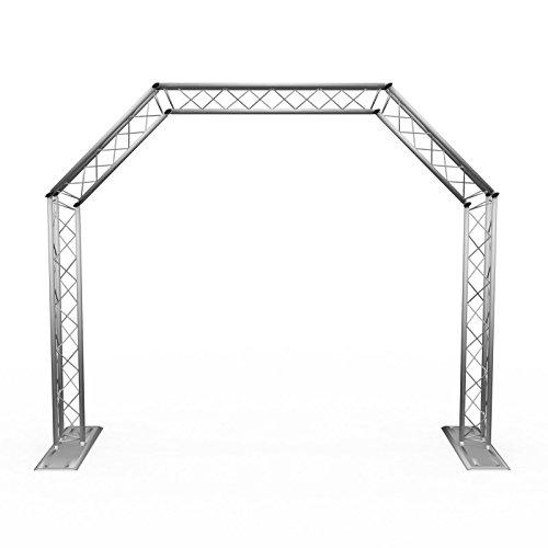 Alustage Arch DJ Truss System Goalpost Kit 3m breit Gantry Torbogen Traversen