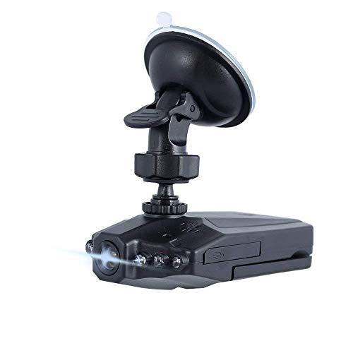 Unbekannt Full Hd Front- und Rückfahrkamera Fahren Recorder Versteckte Flugzeugkopf 1080p Hd Loop Video Automatische Loop Tf-Karte