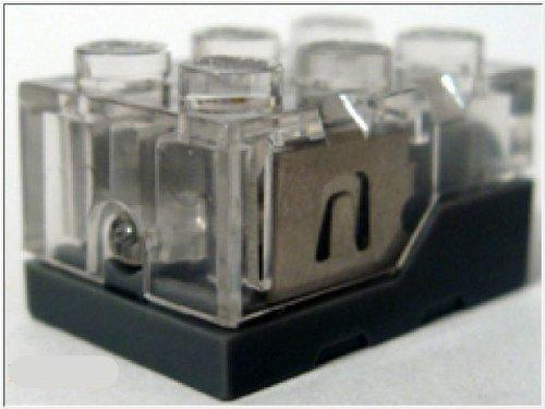 LEGO 1 Leuchtstein 2x3x1 gelbes Licht (54930) Ersatzteile