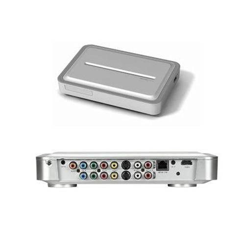 ARCHOS TV Plus (Multimedia Festplattenrekorder mit WIFI und Internet Zugang) 80 GB silber Archos Multimedia