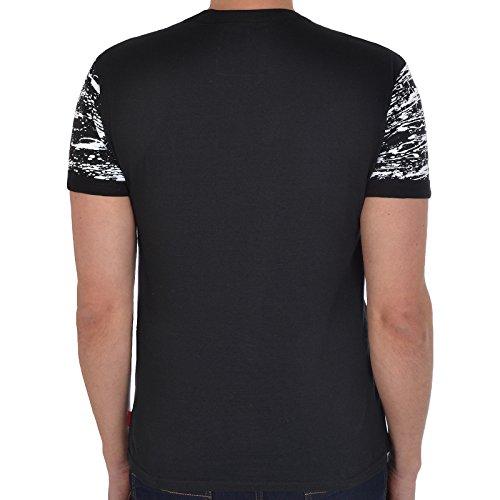 SoulStar Herren T-Shirt FILL ME Schwarz
