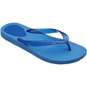 Scholl Gelly flops unisexe Couleur Turquoise Dr. Scholl / Bleu / Bleu Taille 39