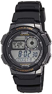 Casio Collection Men's Watch AE-1000W-1AVCF (B0039YOHI0) | Amazon price tracker / tracking, Amazon price history charts, Amazon price watches, Amazon price drop alerts