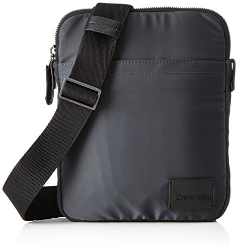 Calvin Klein Herren Ease Flat Crossover Schultertasche, 3 x 25 x 20 cm, Preisvergleich