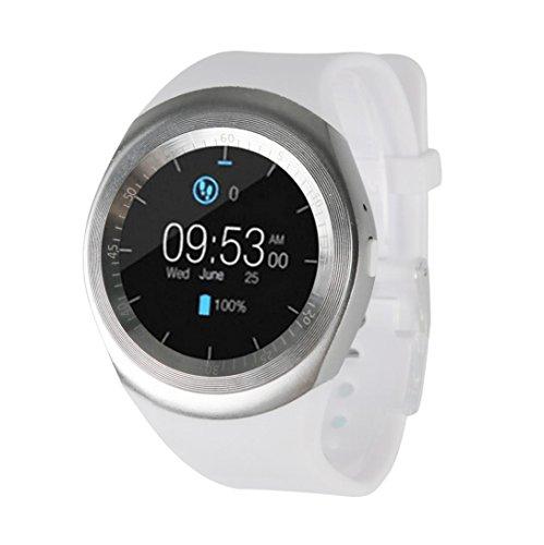 YUYOUG 2018 Smart Watch Bluetooth Camera Smart Wrist Watch Phone with SIM...