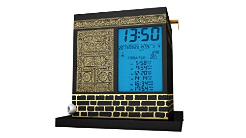 Mirac Kabe Ezan Saati - Kaaba Azan Uhr