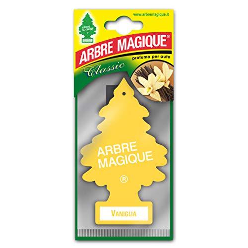 Arbre Magique Deodorante per Auto Vaniglia - Vanille-moschus-vanille-köln