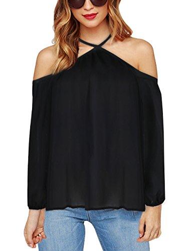 isassy-womens-sexy-loose-casual-chiffon-off-shoulder-long-sleeve-t-shirt-tops-blouse-black-m8-10