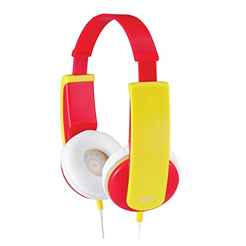 jvc-hakd5r-kids-headphones-red