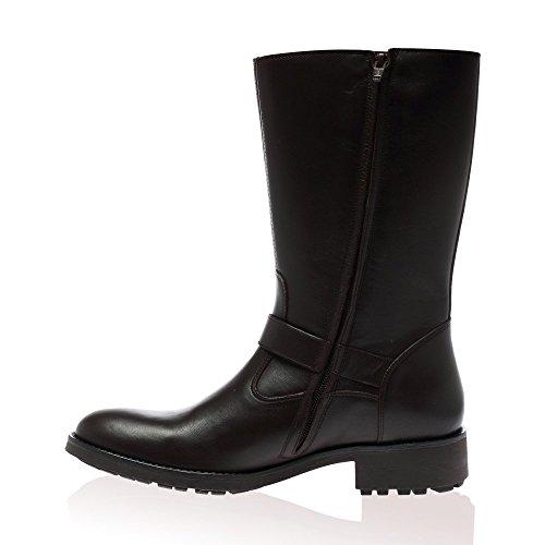 Aigle Chantebike, Boots femme Marron