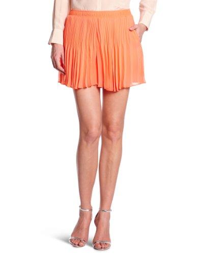 BCBGeneration Damen Short VDW7C092 Shorts Orange - Orange (Flamingo)