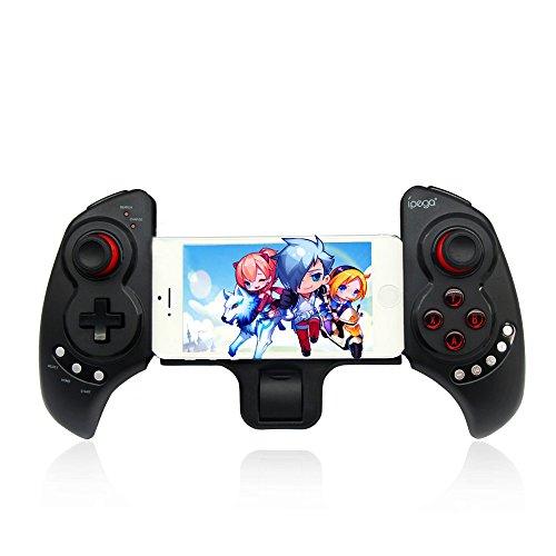 iPega Wireless Bluetooth Controlador de Juego Joystick Game Controller para IOS Android PC IP117